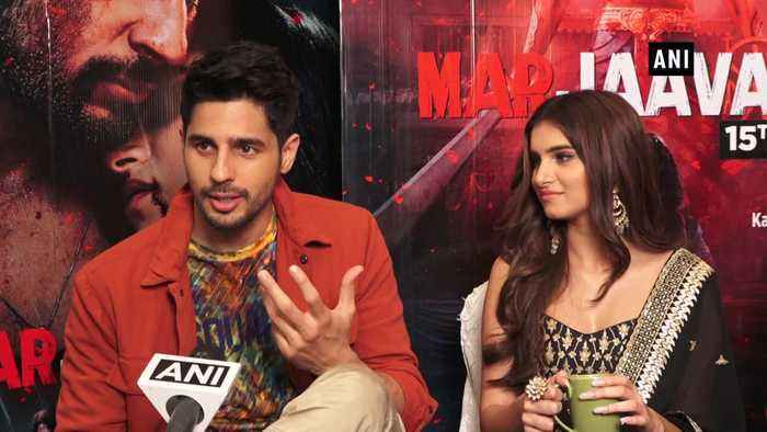 Tara Sutaria talks about her character in upcoming movie Marjaavaan