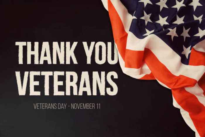 Honoring Our Service Members on Veterans Day