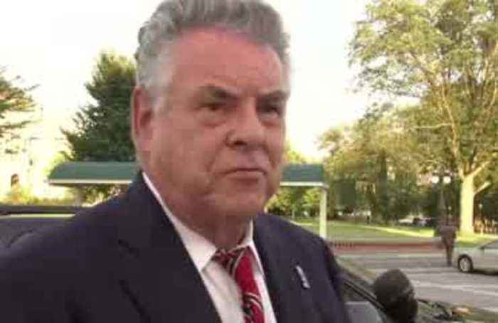 Rep. Peter King to exit Congress