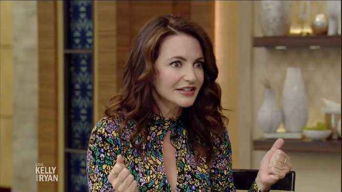 Kristin Davis Escaped from a Forest Fire That Reached Her Backyard
