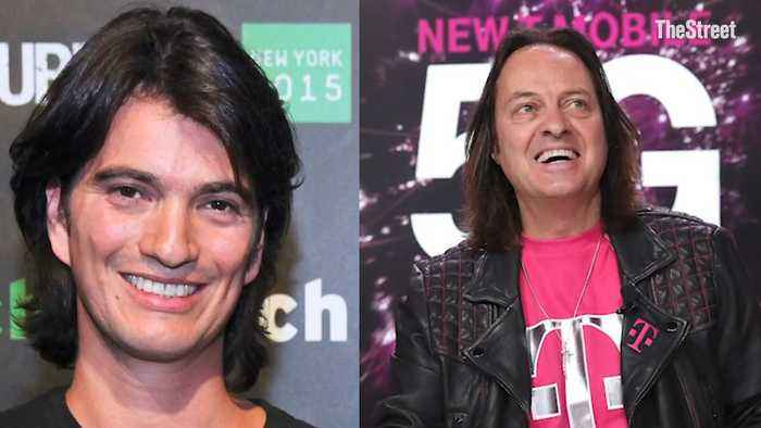 Here's What to Expect If John Legere Becomes WeWork's Next CEO