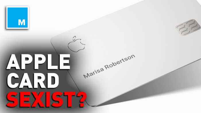 Investigation is launched on Apple Card for gender bias