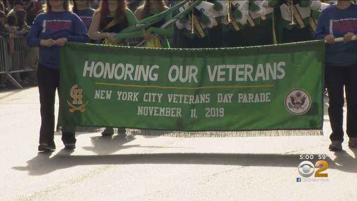 Veterans Day Events Honor Nation's Bravest