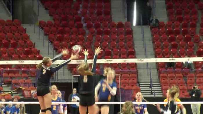 Aquinas finishes one game shy of WIAA state title