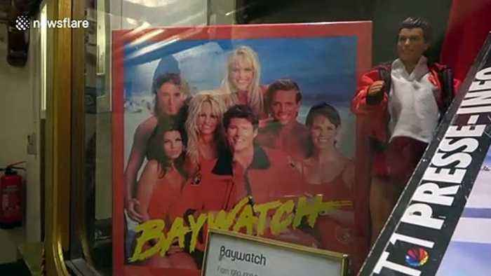 There's actually a David Hasselhoff museum in Berlin