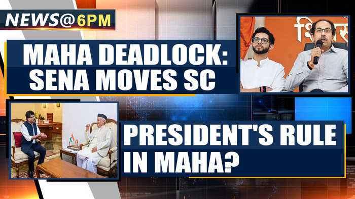 NEWS AT 6 PM NOV 12th   OneIndia News