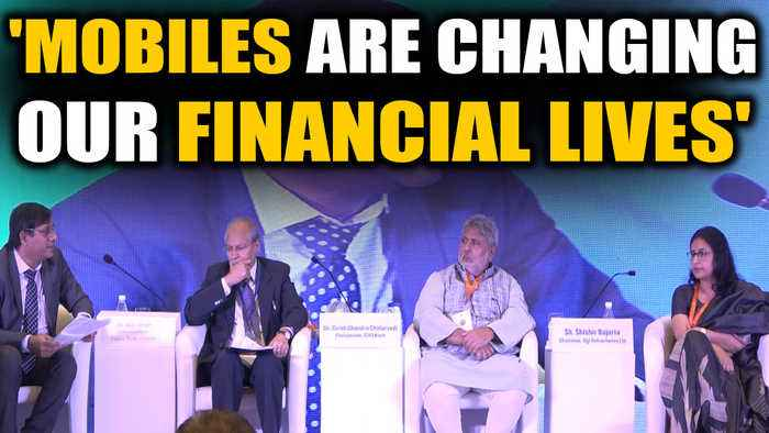 Great minds speak at India Banking Conclave | OneIndia News
