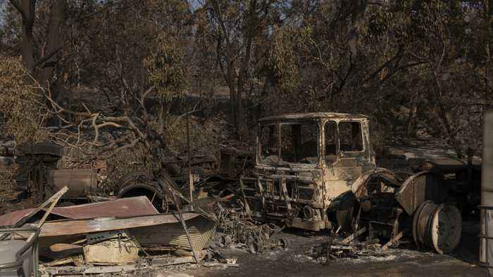 Australia In State Of Emergency Over 'Catastrophic' Fire Conditions