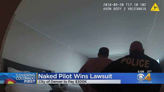 Pilot Paid $300,000 By Denver After DIA Hotel Room Arrest