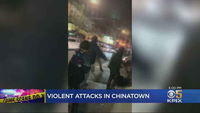San Francisco Police Continue Investigation Into Rash Of Chinatown Violence
