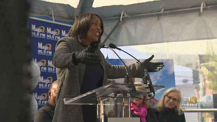 Maya Rockeymoore Cummings Resigns As Md. Dem Party Chair Ahead Of 'Special Announcement'