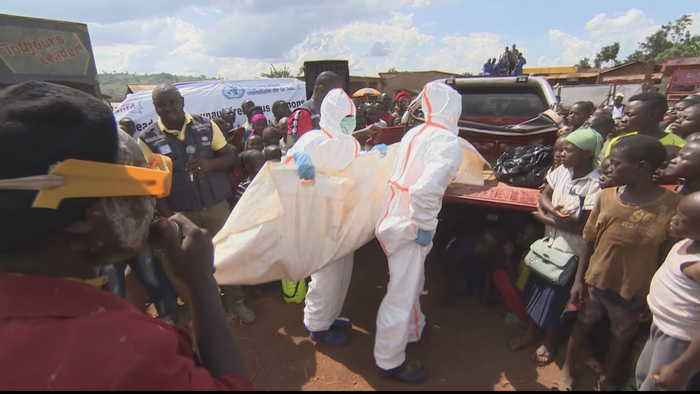 DR Congo doctors hope to eliminate Ebola by end of year