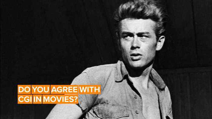 ''This is awful': Reactions to the James Dean movie controversy