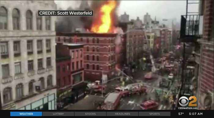 Closing Arguments In East Village Explosion Trial