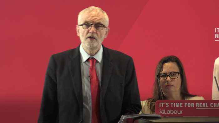 Jeremy Corbyn: Labour Party targeted by 'serious cyber attack'