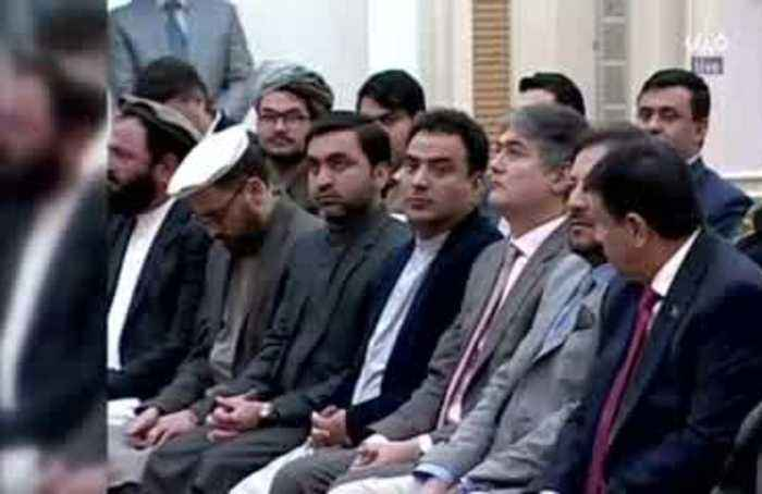 Taliban prisoner swap shows 'intention for peace' - Ghani