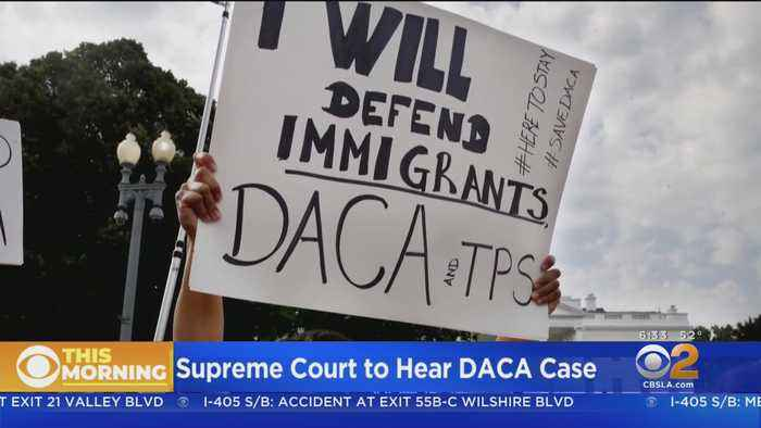 California AG Javier Becerra To Argue Before Supreme Court To Save DACA Program