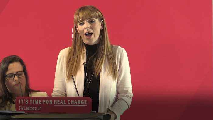 Angela Rayner: I don't fear the Brexit Party-Conservative pact