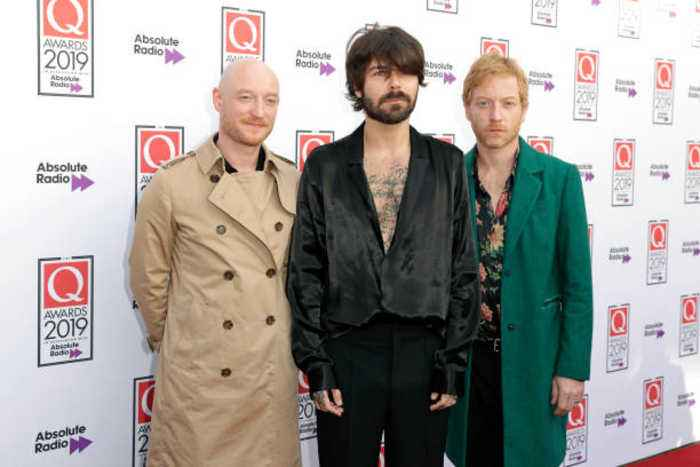 Biffy Clyro slam Fleetwood Mac over Glastonbury snub