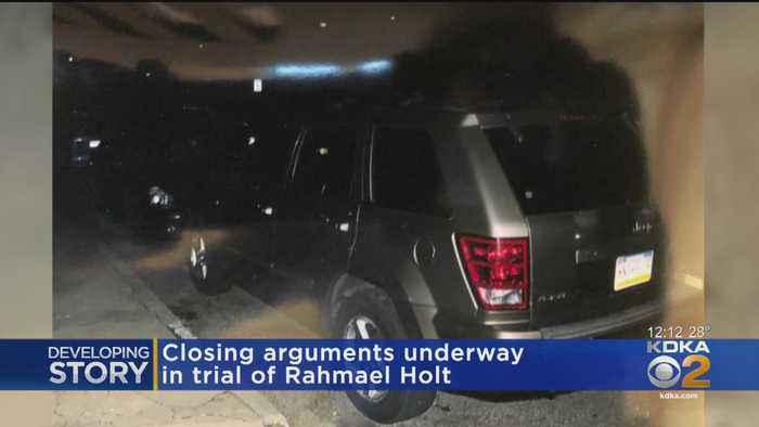 Closing Arguments Presented In Rahmael Holt Trial