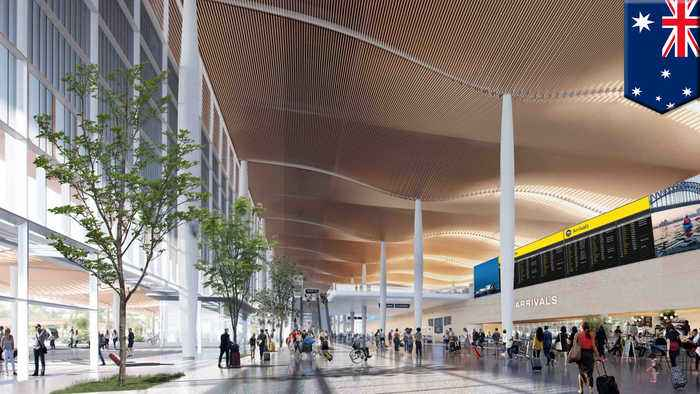 New sustainable international airport planned for Australia