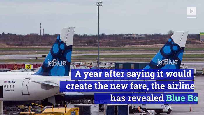 JetBlue's New Basic Economy Fare Has a Few Drawbacks