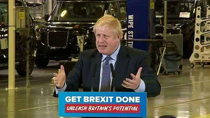 Boris Johnson: Labour's Brexit stance 'mind-boggling'
