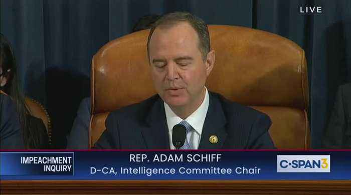 Adam Schiff opening statement 1