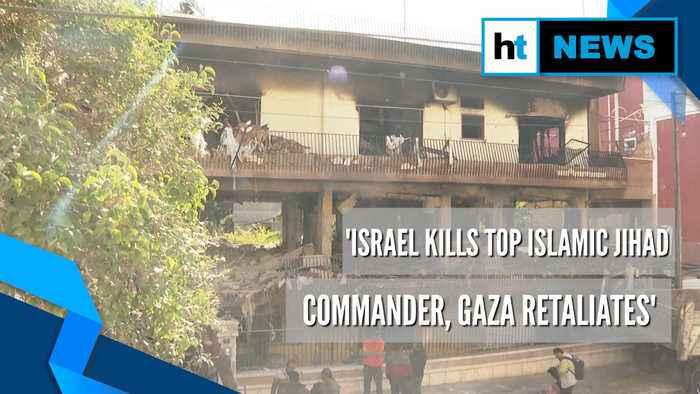 Israel kills top Islamic Jihad commander, Gaza retaliates with rockets salvoes