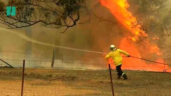 Australia Bushfires: Millions Of Acres Left Destroyed