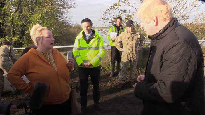 Boris Johnson: We need to put in flood defences in the long term