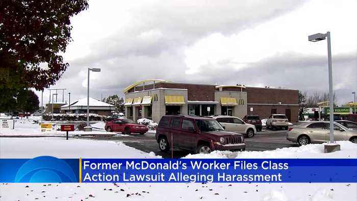 Former McDonald's Worker Files Class-Action Lawsuit Over Sexual Harassment