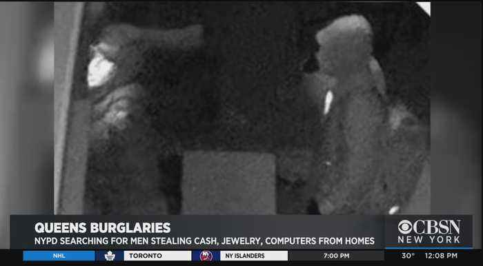 String Of Home Burglaries Have Queens Residents On Edge