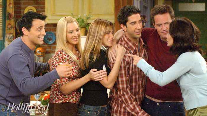 'Friends' Cast, Creators In Talks to Reunite on HBO Max | THR News