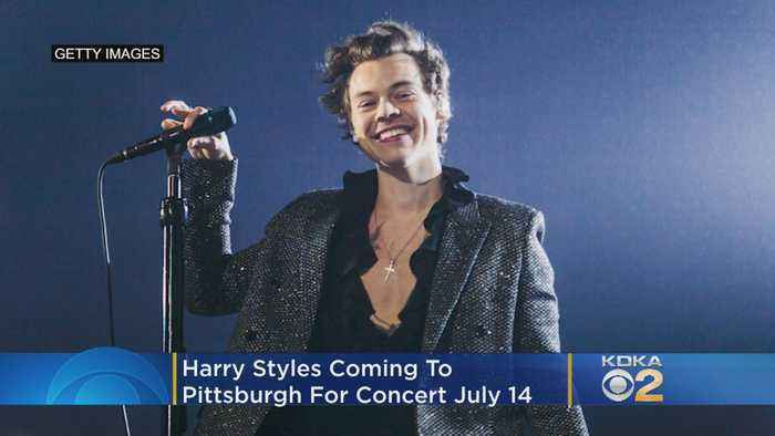 Harry Styles Releases 'Love On Tour 2020' Concert Dates, Pittsburgh Makes The List