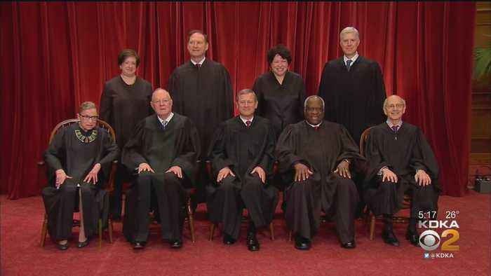 Justice Ruth Ginsburg Home Sick With Stomach Bug