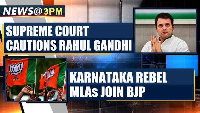 NEWS AT 3 PM, NOVEMBER 14th   OneIndia News