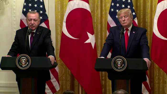 Erdogan says returned Trump's 'Don't be a fool' letter