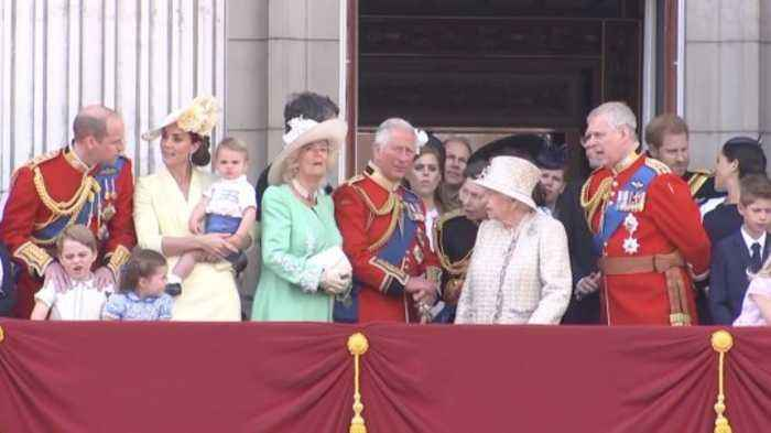 Royal Family Fashion Highlights of the Year