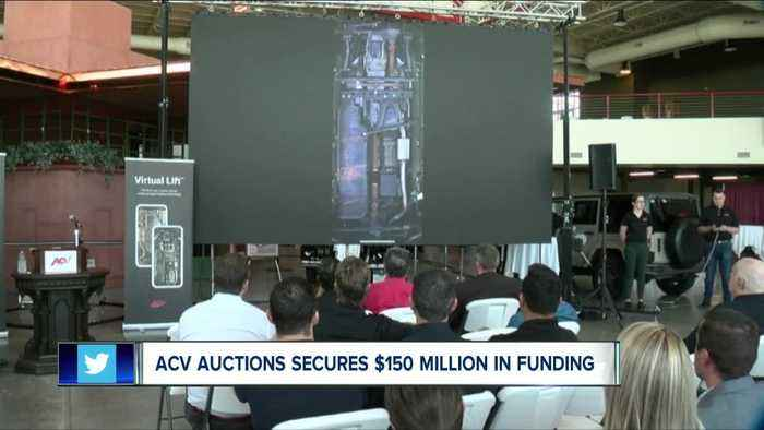 ACV Auctions secures $150 million in Series E funding