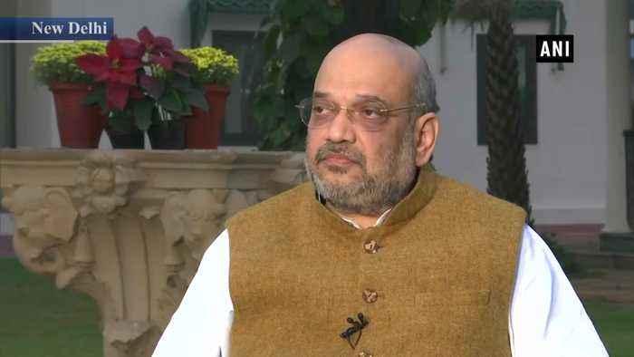 Maharashtra power tussle Amit Shah slams Kapil Sibal says he is behaving childish