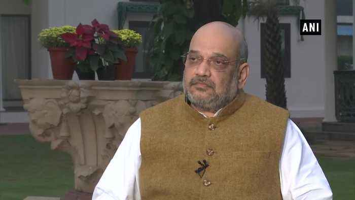 Now, opposition parties doing politics on President's Rule in Maharashtra Amit Shah