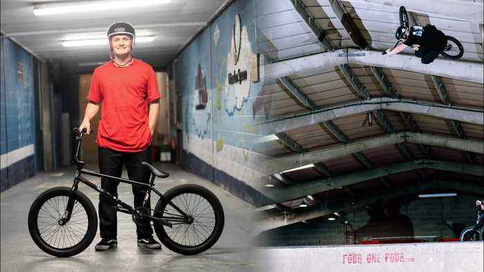 Tom Russell on Cult   Ride UK BMX