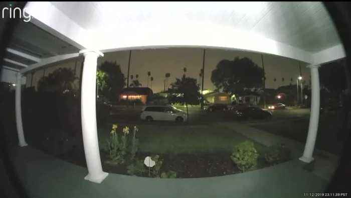 'Somebody Help Me!': Doorbell Cam Captures Woman's Terrified Screams from Passing Car