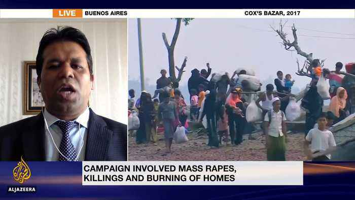 ICC approves probe into Myanmar's alleged crimes against Rohingya