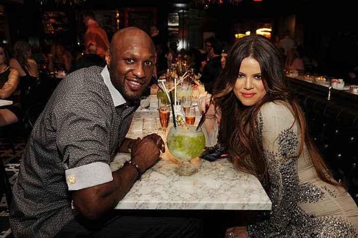 Khloe Kardashian wants 'happiness' for Lamar Odom