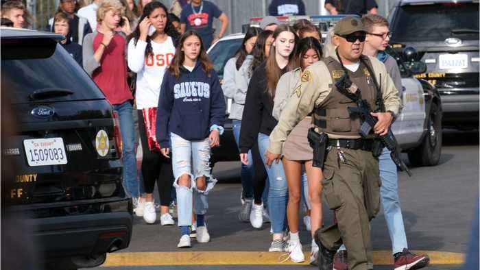 California High School Student Gunman Kills One, Wounds Others