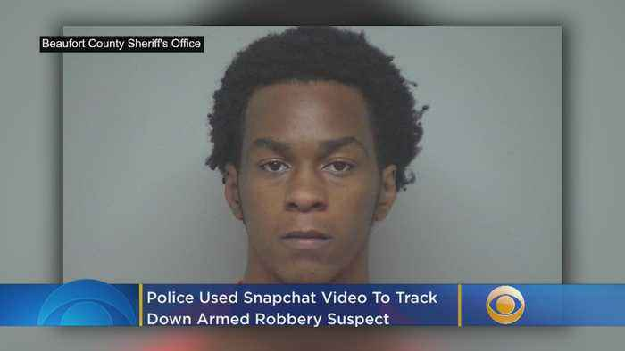 Records: Police Used Snapchat Video To Track Down Armed Robbery Suspect