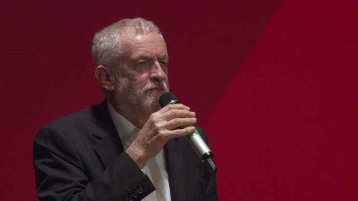 Jeremy Corbyn: Labour will win constituencies across Scotland