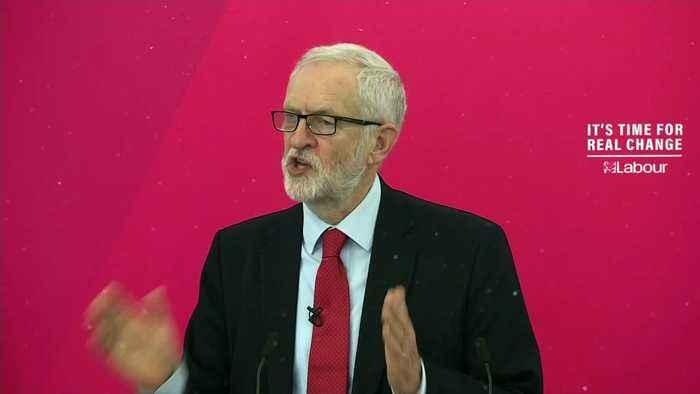 Labour announce plans for free full-fibre broadband